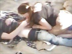 裸浜 - ホット赤毛フェラ盗撮で撮影